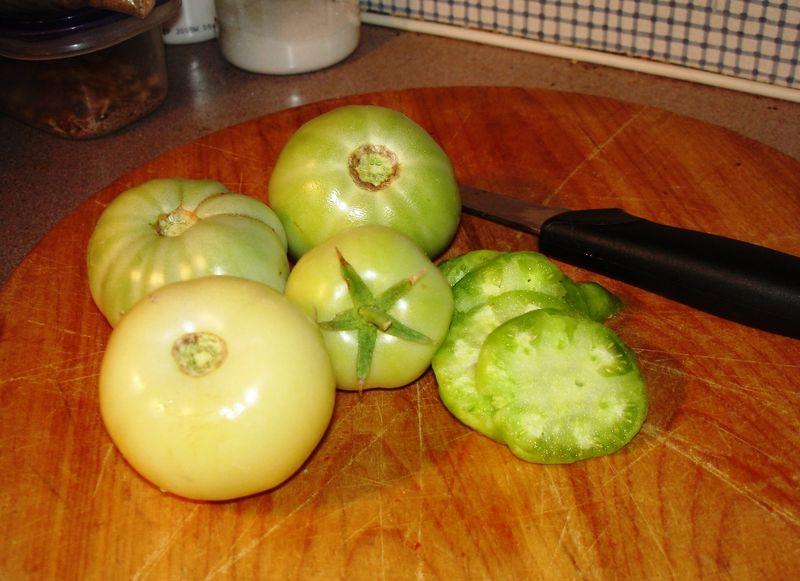 Green tom pie 0709