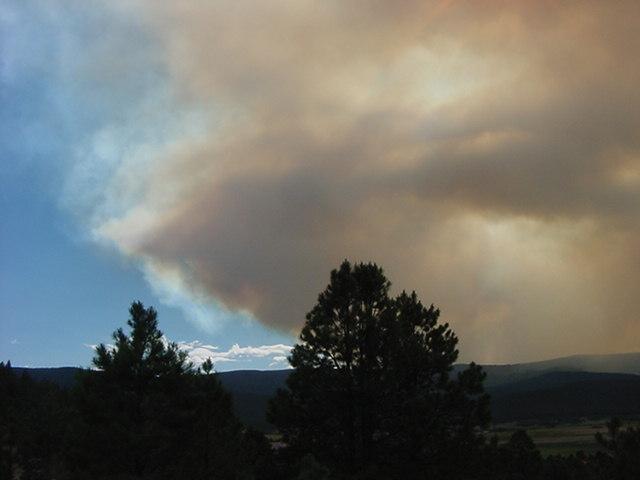 Pacheco fire 6.18